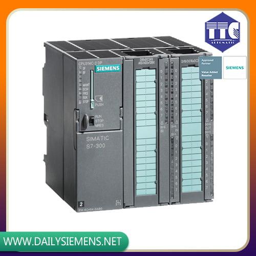 6ES7314-6CH04-0AB0   S7-300 CPU 314C-2 DP