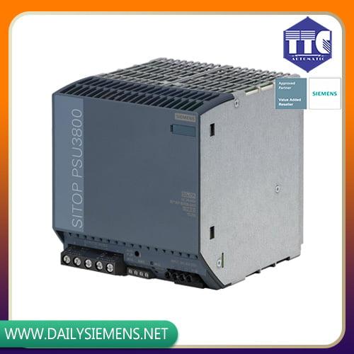 6EP3437-8UB00-0AY0   NGUỒN SITOP PSU3800 24V/30-40A