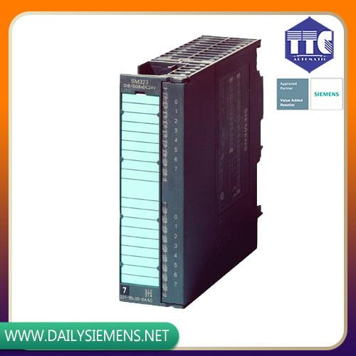 6ES7323-1BL00-0AA0   S7-300 DIGITAL I/O MODULE SM 323
