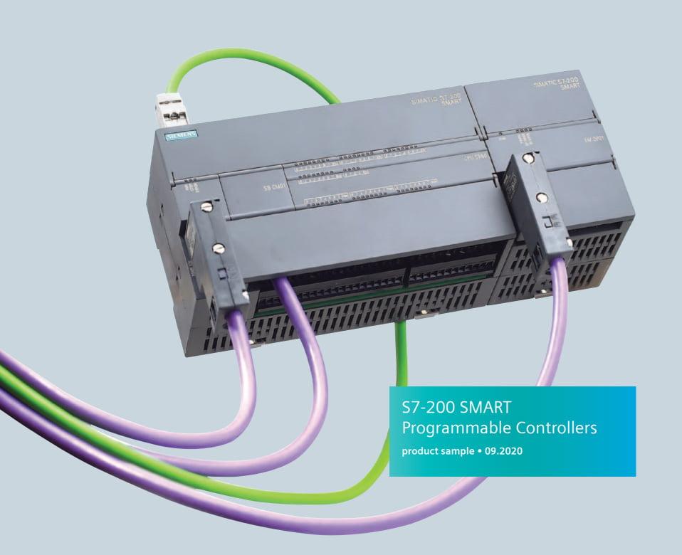 PLC S7-200 SMART